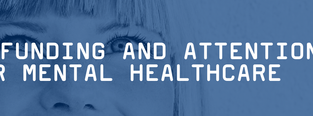 Mental Healthcare Needs More Funding and Attention in Belgium